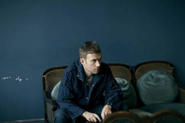 Damon Albarn never thought he would be a solo artist