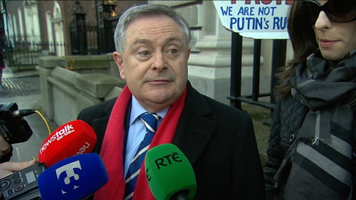 Brendan Howlin said he is not trying to create a no-frills Ryanair-type public service