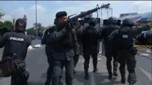 Three killed in Bangkok violence