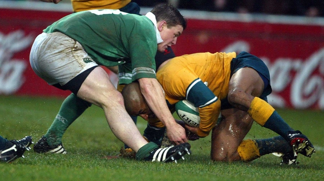 George Gregan: 'If it is broken by Brian O'Driscoll then it couldn't go to a better rugby player, because he lives and breathes it every time he plays'
