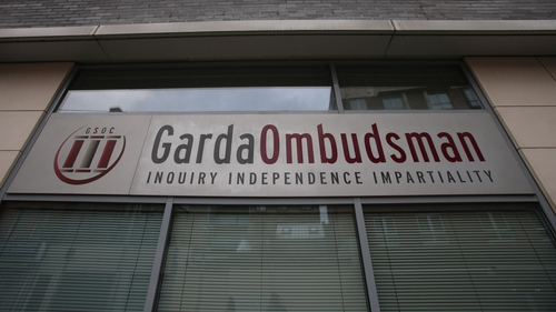 GSOC re-opened its investigation into a garda