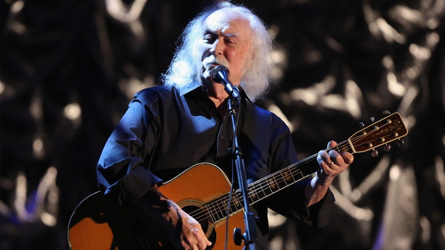 Despite heart surgery David Crosby is expected to play live again in the coming weeks