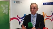 Jobs Minister Richard Bruton attended Docklands Innovation Awards