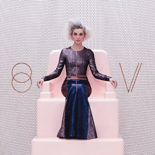 St Vincent: The Queen of the post post-modern age was the perfect antidote to the bland frippery of Lady Gaga