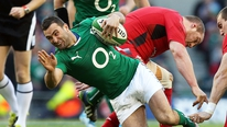 Ireland's Dave Kearney says they have to improve if they are to beat England
