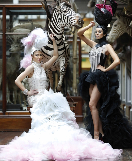 Irish Hairdressing Championship 2014 is launched with stunning shoot