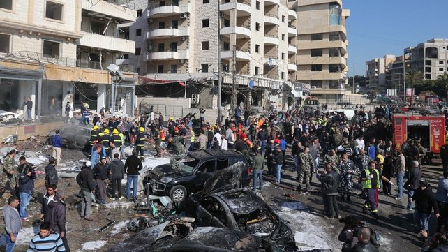 An al-Qaeda-linked group claimed responsibility for the attack