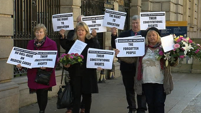 Magdalene survivors say they are faced with ongoing difficulties over their entitlements