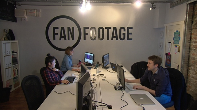 Fan Footage is one of the companies to benefit from the programme