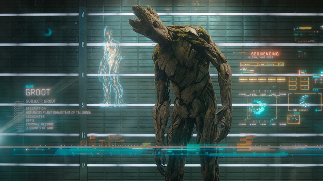 Guardians of the Galaxy is released on Thursday July 31