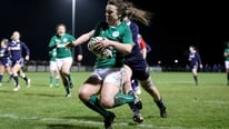 Ireland's record cap-holder on her side's chances against New Zealand in the Rugby World Cup