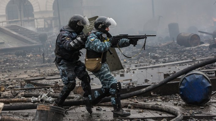 Death toll in Kiev rises to 26