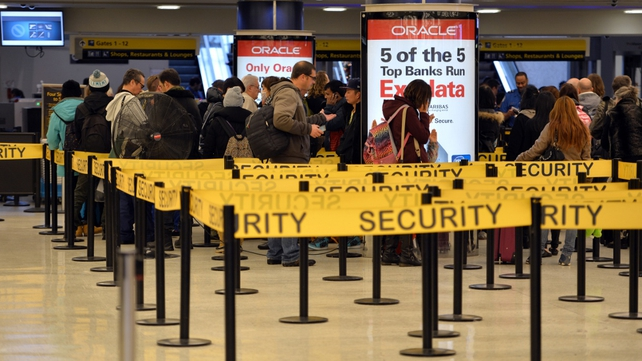 Passengers may be subjected to enhanced security screenings