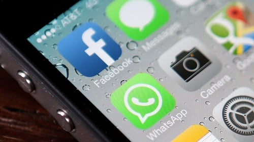 Reuters said it was aware of users having trouble accessing Facebook in the US, Chile and India