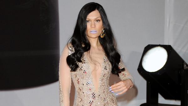 Jessie J stole in the show - for the right reasons? - in a Julien Macdonald catsuit