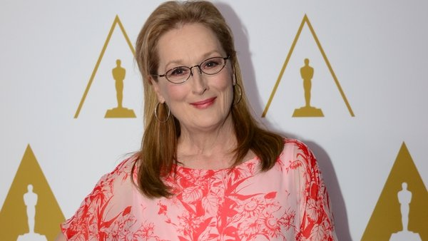 Streep to play rocker mom in new comedy drama
