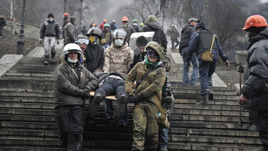 Ukraine Unrest
