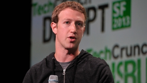 Talks were held with Facebook CEO Mark Zuckerberg visited China in October