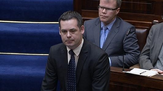 Piaras Ó Dochartaigh,TD Sinn Féin.