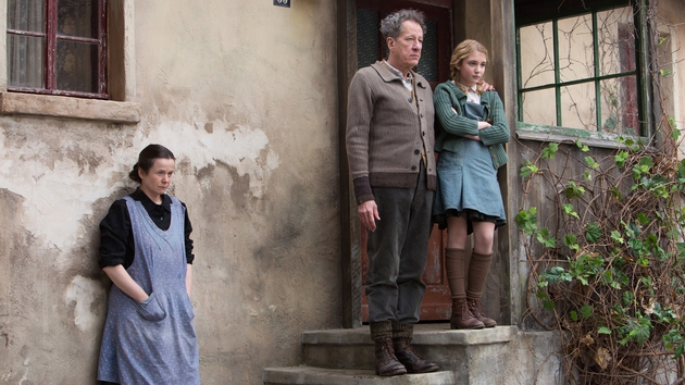 Emily Watson is excellent as Rosa