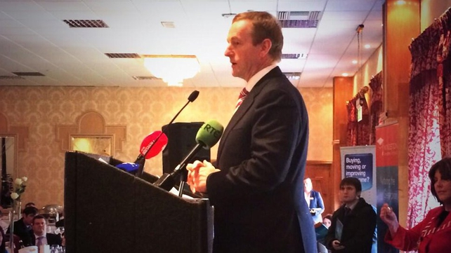 Taoiseach Enda Kenny has said he will examine documents that allege a series of murders, abductions and serious assaults were not properly investigated