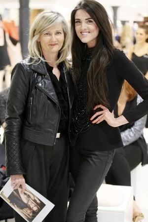 Fionnuala and Rebecca O'Byrne