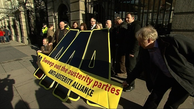 The AAA is pledging to oppose water charges and to fight cutbacks at council level