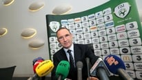 Martin O'Neill names his first Ireland squad