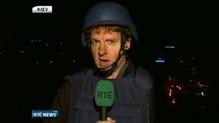 Europe Correspondent Paul Cunningham in Kiev