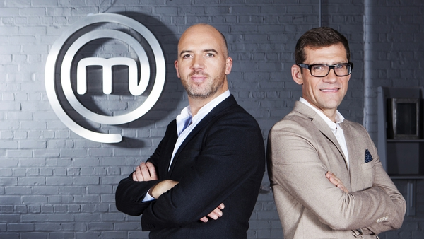 MasterChef Ireland - Continues tonight, Wednesday March 19, on RTÉ One at 8:30pm