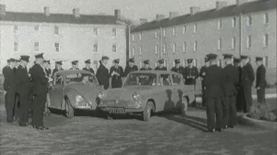 Templemore Garda Training