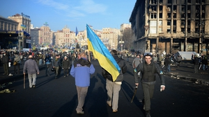 Ukraine has gone through a life-changing week, much of which was played out on the streets