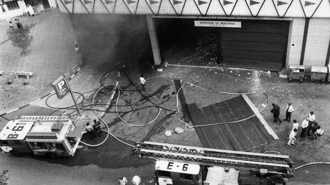 21 people died in ETA's deadliest bomb attack carried out in 1987 (Pic: EPA)
