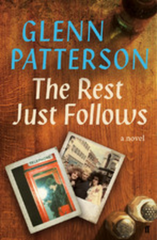 Glen Patterson on his new book