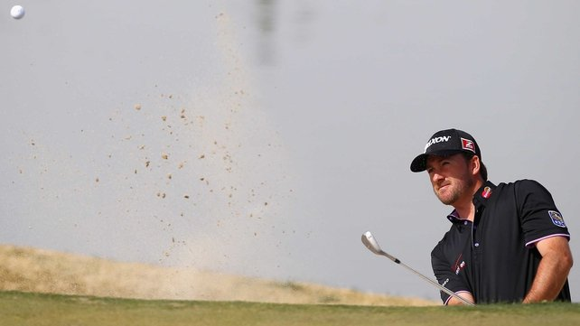 Graeme McDowell believes it could be a rookie that makes the biggest impact on the Master