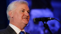Aogán Ó Fearghail tells Brian Carthy of his delight at being voted President-elect of the GAA