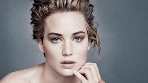 Jennifer Lawrence for Dior, shot my Patrick Demarchelier