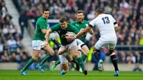 Former Ireland international Victor Costello felt Ireland could have done more with the possession they had in their defeat to England.