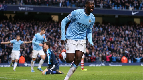 Yaya Toure's agent claimed he had been offended by a lack of a birthday cake and pat on the back from the City management