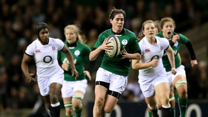 Ireland and England women will play at the Stoop this November
