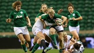 Ireland Women will play both of their home ties at Ashbourne RFC