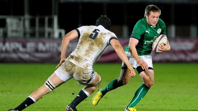 Ireland lost 33-9 away to JWC semi-final opponents England in the Six Nations