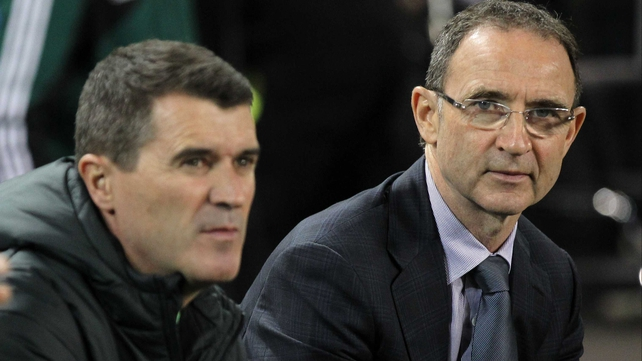 Martin O'Neill is looking forward to getting the Euro 2016 qualifying campaign underway