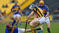 Brain Carthy reports on Kilkenny's win over Tipperary at Nowlan Park
