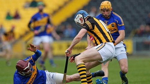 The teams shared 10 goals at Nowlan Park