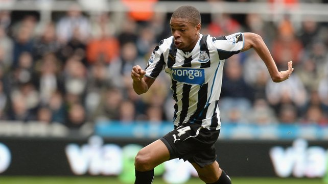 Loic Remy's scored the decisive goal for Newcastle
