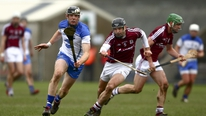 Pauric Lodge reports on Waterford's six-point win over Galway at Walsh Park.