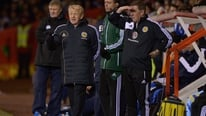 Scotland's manager Gordon Strachan on what he sees are 'exciting times' ahead in euro 2016 qualifying.