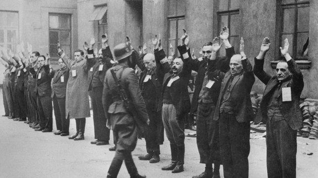 Millions of Jews were rounded up across Europe and sent to concentration camps