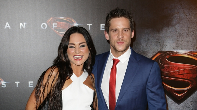 Home and Away star Dan Ewing and his wife are expecting a baby